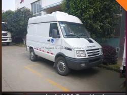 -18~0 Food Refrigerator Truck, Mini Freezer Truck, China Made Refrigerator Truck with High Quality