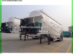 Bulk Cement Transport Truck