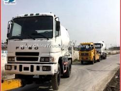 (8CBM-Drum) Rebuilding Used Fuso Mitsubishi Concrete Truck Mixer for Cambodia