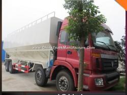 Foton 8X4 30mt Bulk Feed Tank Truck Bulk Feed Corn Truck