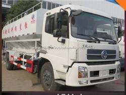 Hotsales Dongfeng 10t 13t Feed Tank Truck Corn Feed in Bulk