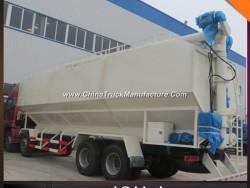 China Auman 45m3 Bulk Feed Corn Truck Bulk Feed Tank Truck