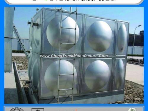 GRP SMC Sectional Fiberglass Water Storage Tank/FRP