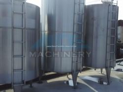 Sanitary Stainless Steel Food Grade Water Storage Tank (ACE-CG-7P)