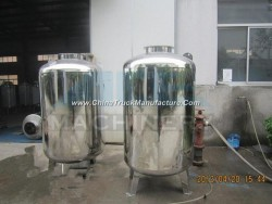 Stainless Steel Water Storage Tank for Water Treatment (ACE-CG-GQ)