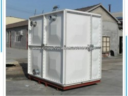 FRP SMC Heat Resistant Water Storage Tank