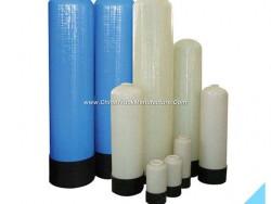 High Performance Natural FRP Pressure Tanks for Water Softner