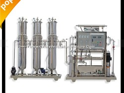 EDI Water Treatment Waste Water Treatment Tank