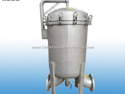Bag Type Water Filter Tank