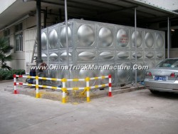 Stainless Steel Welded Water Tank