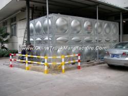 Stainless Steel Welded Water Tank