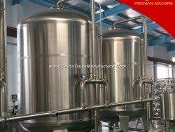 Stainless Steel Water Purify Tanks