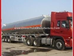 Stainless Steel Liquid Fuel Storage Oil Storage Tank with Trailer
