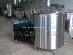 Stainless Steel 304 U Type Milk Cooling Storage Tank (ACE-ZNLG-F2)