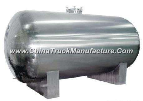 Horizontal Storage Tank Stainless Steel Factory Whole Price