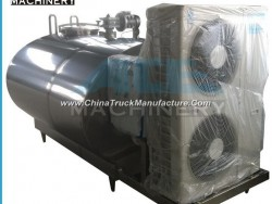 Stainless Steel Horizontal Milk Cooling Storage Tank (ACE-ZNLG-O2)