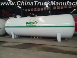 14mm 25mt 25tons 50000liters 50cbm 13000 Gallons LPG Storage Tank
