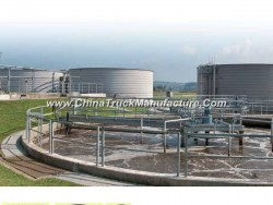 Big Capacity Steel Tank Waste Water Treatment
