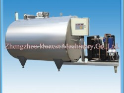 Stainless Steel Milk Cooling Tank with Ce, TUV, SGS Certification