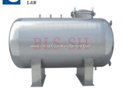 Stainless Steel Pressure Storage Tank