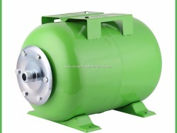 24L Horizontal Type Stainless Steel Water Pressure Tank for Pump Water