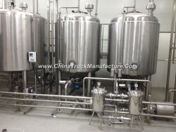 Stainless Steel Tank for Fruit Juice