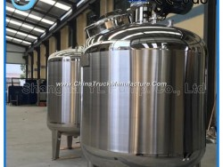 Stainless Steel Food Grade Liquid Mixing Tank
