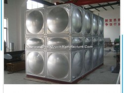 Ss304 Square Stainless Steel Small Water Tank