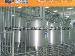 Stirred Yogurt Fermentation Storage Tank