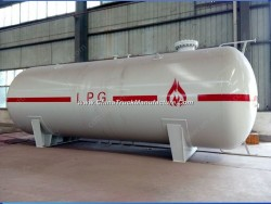 China Manufacturer LPG Gas Storage Tank LPG Tank for Sale