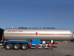 BPW Axles and Air Suspension LPG Storage Tank