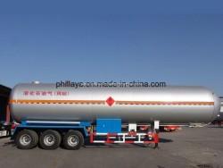 BPW Axles and Air Suspension LPG Storage Tank