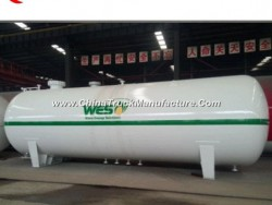 Factory Price 65cubic Meters LPG Skid Tank with Full Set of Accessories