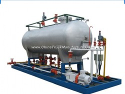 10tons LPG Refilling Skid Tank 20, 000liters for Sale