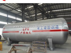 Factory Price 10cubic Meters 20000liters 50cbm 100cbm 120cbm Liquid Petroleum Gas Tank for Sale