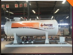 High Quality 50cbm 80cbm 100cbm LPG Gas Tanks