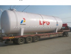 Low Price 25tons LPG Gas Tank 50cbm Propane Gas Tank 50, 000liters LPG Tank