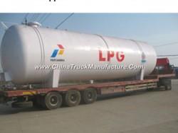 Low Price 25tons LPG Gas Tank 50cbm Propane Gas Tank 50, 000liters LPG Tank