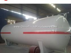 Pressure Vessel Gas Tank 20m3 LPG Skid Tank 10tons LPG Tank