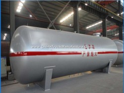 LPG Gas Tank 10m3 LPG Tank LPG Gas Bullet Tank 5tons Pressure Vessel Gas Tank