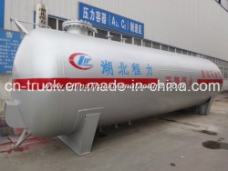 Chinese Factory Direct Sales 14ton LPG Tank 32000liters LPG Bullet