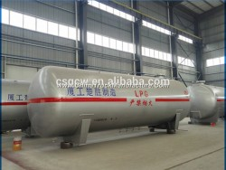 20cbm 20, 000liters 10tons LPG Gas Bullet Tank Used LPG Gas Tank