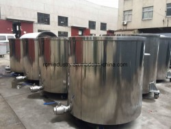 Mixing Tank for Disperser