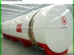 30000L 2 Compartments Diesel Storage Tank