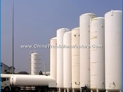 2018 Hot Selling Lco2 Cryogenic Liquid Storage Tank (CFL-20/2.2)