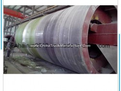 FRP Filament Winding Water Vessel Tank Mandrel