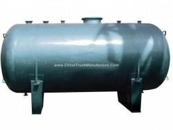 Zw Type Glass-Lined Horizontal Storage Tank