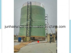 FRP Filament Winding Vertical Water Storage Tank