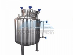 Cylindrical Stainless Steel Solvent Storage Tank (ACE-CG-A4)