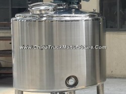 500 Liter Stainless Steel Agitated Tank